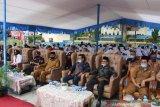 SMPN 2 Padang Panjang luncurkan gerakan anti narkoba di Milad ke-63