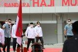 Gubernur harapkan dukungan pemerintah pusat kembangkan bandara di Kalteng