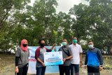 Jasa Raharja Sulteng gandeng KTH  tanam 1000 mangrove di Donggala