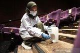 Deteksi virus SARS COV-2, tim peneliti Nusantics deteksi kualitas udara di bioskop