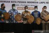 Alfedri bersama Bima Arya buka Pra Kongres JKPI di Aceh