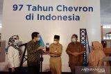 SKK Migas-Chevron Corner tempat belajar Migas di Museum Sang Nila Riau