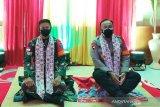 Pangdam XII Tanjungpura dan Kapolda Kalteng dianugerahi gelar adat Dayak Siang