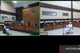 Hakim tolak eksepsi Rizieq kasus  kerumunan Petamburan