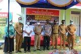 Polda Kepri resmikan Kampung Tangguh Nusantara  di Natuna