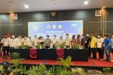 Operator 34 KONI Provinsi se-Indonesia ikuti Bimtek PON Papua