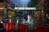 Polda Metro Jaya tutup akses masuk usai serangan terduga teroris di Mabes Polri
