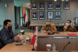 Pemkot Bukittinggi temui Menteri BUMN minta izin pemanfaatan lahan KAI