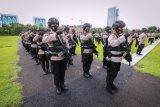 Aparat perketat keamanan Mapolda Jatim usai penyerangan Mabes Polri