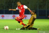 Servis bola mati menjadi kunci Persija bungkam Bhayangkara Solo FC