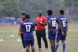 Pelatih Persipura genjot latihan pemain sebelum tampil Piala AFC