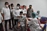 Pemkab Bantul vaksinasi COVID-19 di lingkungan Ponpes Krapyak