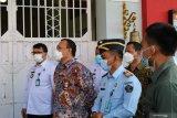 Anas dan Setnov tidak terlihat saat penyuluhan antikorupsi KPK di Lapas Sukamiskin
