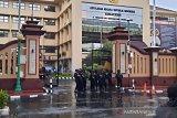 Rumah Kapolri dijaga ketat pascapenembakan OTK di Gedung Mabes Polri