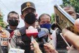 Kapolda Sulsel ungkap paket kardus di Jalan Sungai Pareman bukan bom