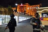 Penjagaan markas kepolisian di Jateng diperketat