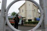 Jelang Paskah, Gereja Katedral Makassar kembali dibuka