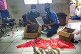 Penyeludupan 22 anak buaya di Pekanbaru gagal