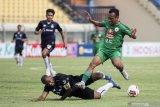 Pelatih PSS puas meski hanya cetak satu gol melawan 10 pemain Persik