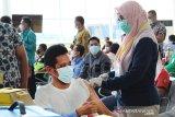 14.815.666 jiwa penduduk RI telah jalani vaksinasi dosis pertama