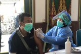 Persediaan vaksin COVID-19 terbatas, Yogyakarta fokus penyuntikan dosis kedua