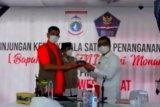 Bantuan hunian gempa di Sulbar cair Rp2 miliar