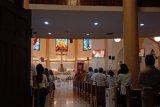 Uskup Agung Makassar: Jemaat penuh haru selamat dari teror bom bunuh diri