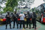 PLN NTT gandeng Brimob gelar simulasi tanggap darurat ancaman teror