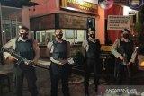 Petugas piket Polda Jambi wajib pakai baju anti peluru