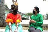 Istri Kasad titip pesan pada putri Papua lulus seleksi prajurit TNI