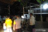 Cek kesiapan Kampung Sehat Desa Moyo Mekar, Polres Sumbawa berikan dukungan dan motivasi