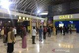 Aktivitas penerbangan domestik di Bandara Makassar turun 16,64 persen