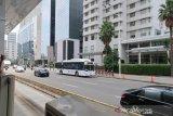 Terobos jalur TransJakarta, pengemudi Porsche dikenai sanksi