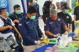 Jaringan narkoba Riau ditangkap di Sumsel