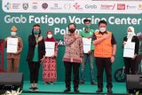 Kemenkes gandeng Grab dan Good Doctor hadirkan pusat vaksin di Palembang