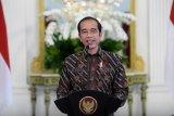 Presiden Jokowi sebut keterbukaan informasi merupakan faktor penting penanganan pandemi