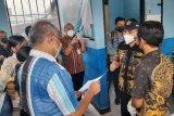 Kota Kupang  uji coba penggunaan GeNose C19