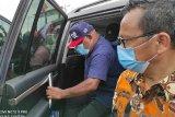 Pengojek Gubernur Papua ke perbatasan PNG diberi uang Rp100 ribu