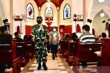 1.001 tentara siaga bantu polisi amankan Paskah di Kota Makassar