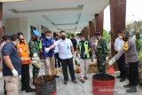 Miras dominasi pemusnahan barang terlarang di Bandara Samrat