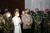 Kunker ke Sulut, Kapolri pastikan keamanan gereja di malam Jumat Agung
