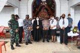 Kapolres: ibadah Jumat Agung di Kabupaten Sangihe  aman