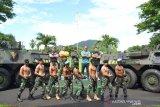 Peringati Hut ke-12, Kompi Kavaleri 10/MSC gelar Porton tingkatkan ketangkasan prajurit