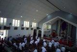 Berita pekan ini - Polresta Bandarlampung kerahkan 399 personel untuk amankan Paskah