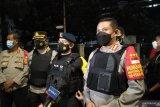 Brimob: Tidak ditemukan rangkaian bom di majalah buku di Halte Melawai