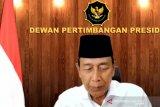 Wiranto pesan agar Mathla'ul Anwar tak terjebak politik praktis