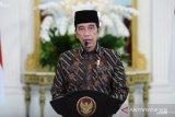 Presiden Jokowi minta pencepatan evakuasi  korban di NTT dan NTB