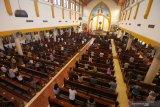 Kemenag keluarkan panduan ibadah Kenaikan Yesus