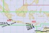 BMKG pantau pertumbuhan bibit siklon tropis di Samudra Hindia selatan Jawa