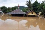 Banjir bandang, Kantor Polsek Monta Bima dan ribuan rumah tenggelam